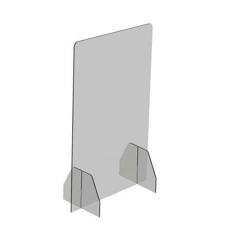 Ecran de protection hygiaphone 60x85cm