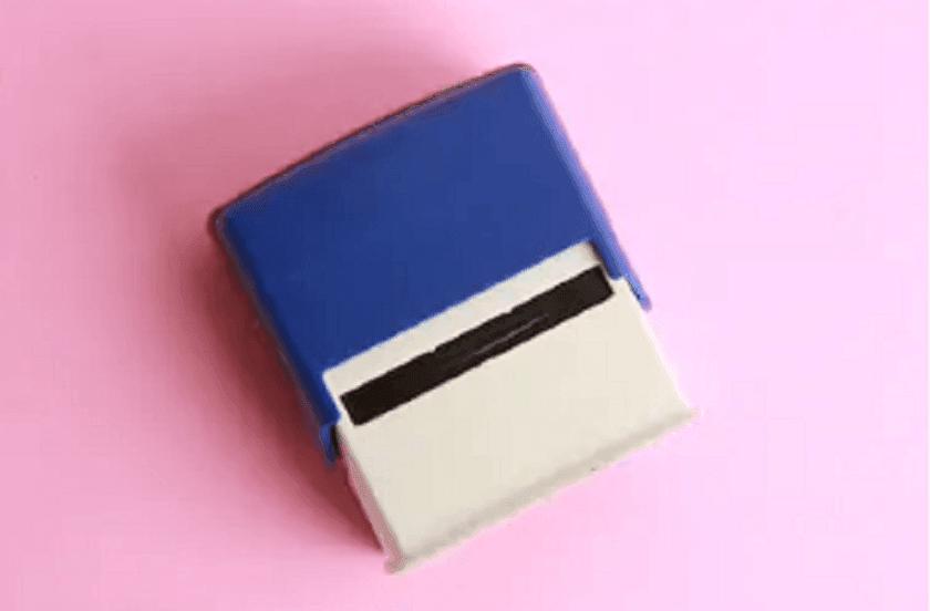 tampon encreur automatique